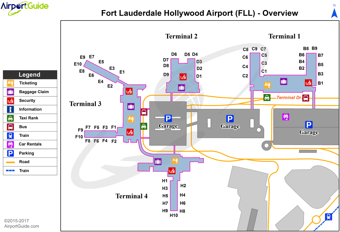 fll map